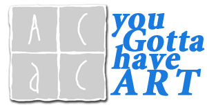 You Gotta Have Art Logo